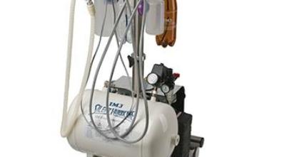 iM3 Elite LED Dental Cart