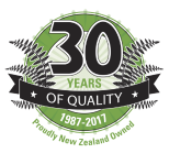 30 Years of SVS Quality